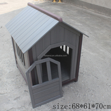 Factory Outlets Design Custom WPC PS Wood Dog Cage