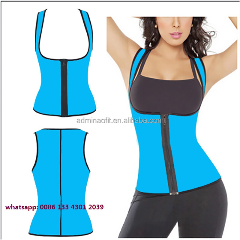 2017 Regular Mature Woman Shaping Wear Corset Waist Trainers With Sports Style