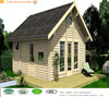 Prefabricated wooden home with good quality