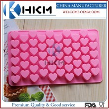 Mould Heart Shape Customized Silicone Mini Cupcake Cake Pans