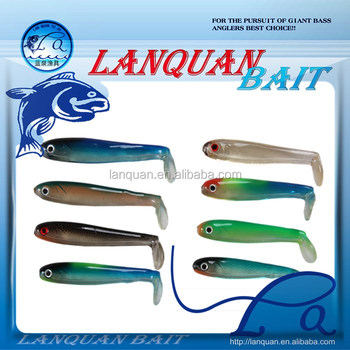 LANQUAN 2016 new high quality soft fishing lure LQSL1330