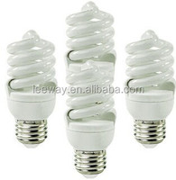 9W 11W T2 Full Sprial Energy saving lamp /CFL