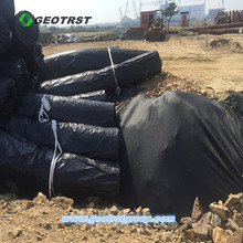 Polypropylene construction material/road building fabric