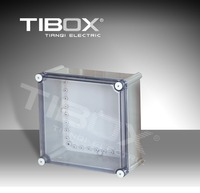 TIBOX hot sell 2015 NEW UL Plastic Enclosures for Electronic Device