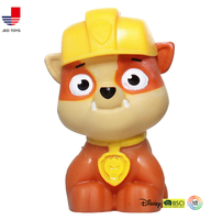 canada kids toy education animal dog police plastic toys