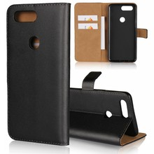 Wholesale Factory Phone Accessories Leather Wallet Case For OnePlus 5T 5 T with card holder
