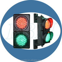 100mm led signal light for traffic
