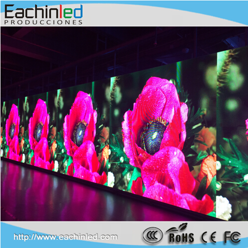 Eachinled High Resolution and Clearance indoor P2.5 LED screen