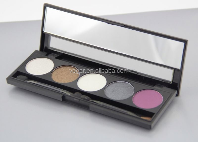 NO LOGO!! OEM Service 5 color eyeshadow famous eye shadow