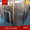 Cheap Marble Floors and Stairs Step Tile Cicili Grey Marble