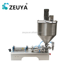 Good Quality Semi-Automatic piston filler mineral water filling machine price G1WT With CE