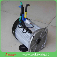 brushless dc motor 72v 1500w for china 3 wheel motor tricycle