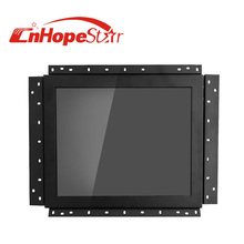 metal case suqare screen full hd 20inch frameless lcd monitor