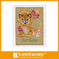 Cute ,various patterns of Embroidered patches for Baby