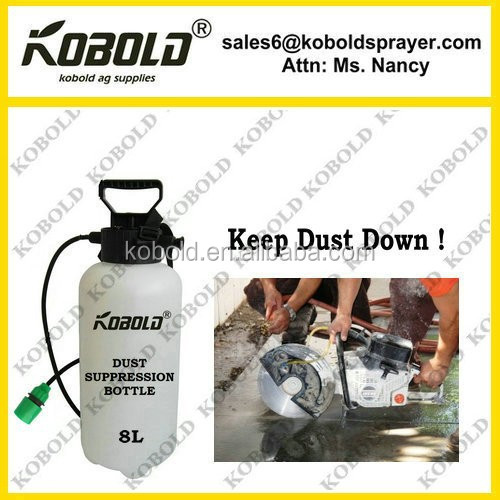 KOBOLD 8L Dust Suppression Water Bottle For diamond saw blade
