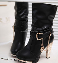 C26616A Wholesale Lady Sexy Winter Boots