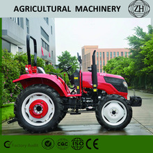 Direct Injection Engine 55HP 4 Wheel Drive Farm Tractor For Sale