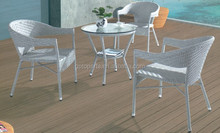 GP TOPARTS Clearance Rattan Patio Furniture