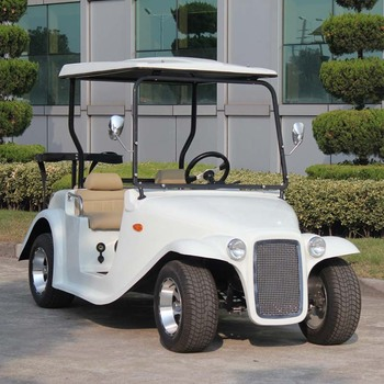 Fashionable Design 4 Person ElectricGolf Cart DN-4D with CE certificate