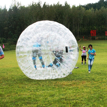 Wholesale Factory Price Funy Inflatable Zorb Ball Cheap Price Zorb balls For Sale