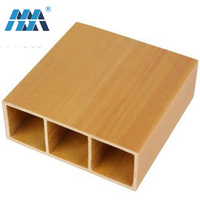 Factory heat resistant timber cladding prefab homes sandalwood timber