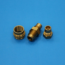 High Quality Anodized Brass CNC Machined Parts Buyers