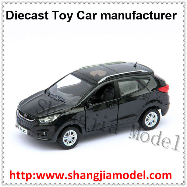 1 32 diecast model cars Hyundai,hyundai model car die cast car,metal pull back toy car