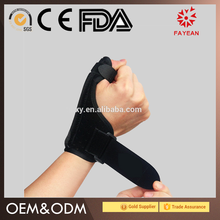 Alibaba Express Neoprene wrist support for typing waterproof Basketball