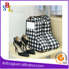 Waterproof portable foldable Boots bag shoes storage bag for travel