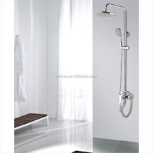 New design bath and shower faucet set used bathroom accessories in China
