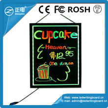 2014 Alibaba Express Hot Sale New/Led Sign Board/Led Writing Board/Advertising Aliexpress