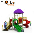 The most popular outdoor toy children plastic slide with certificate
