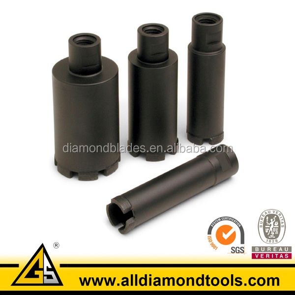 Brazed Hole Cutting Wet Diamond Core Bit for Marble Granite