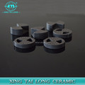 Black alumina ceramic water valve disc