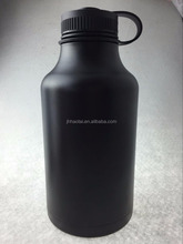 Camping Use Stainless Steel 64oz Beer Growler with 16oz Beer Pint