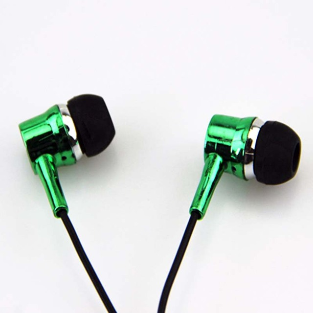 hot sale 3.5mm mobile phone headset with microphone ear fat line music explosion earphone earplug noodles