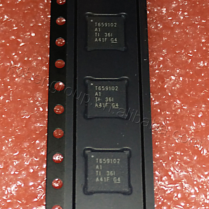 TPS659102A1RSLR T659102 Integrated Power Management Unit Top Specification