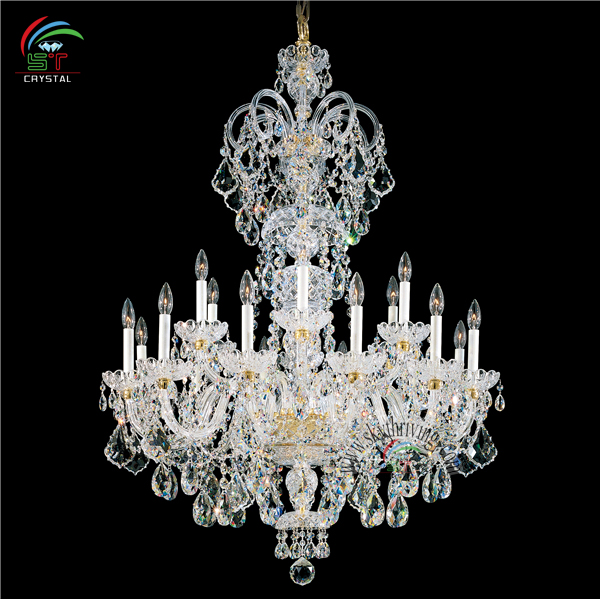Wholesale Crystal Chandelier in Olde World Style