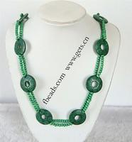 Gets.com 2015 natural flashing christmas light necklace