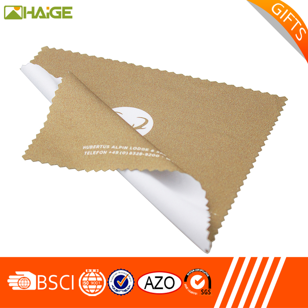 Hot sell eyewear bag made of polyester cloth manufacturer