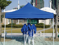 Customized iron tent for sale
