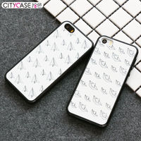 citycase Free samples new design back case for iphone 5se wholesale