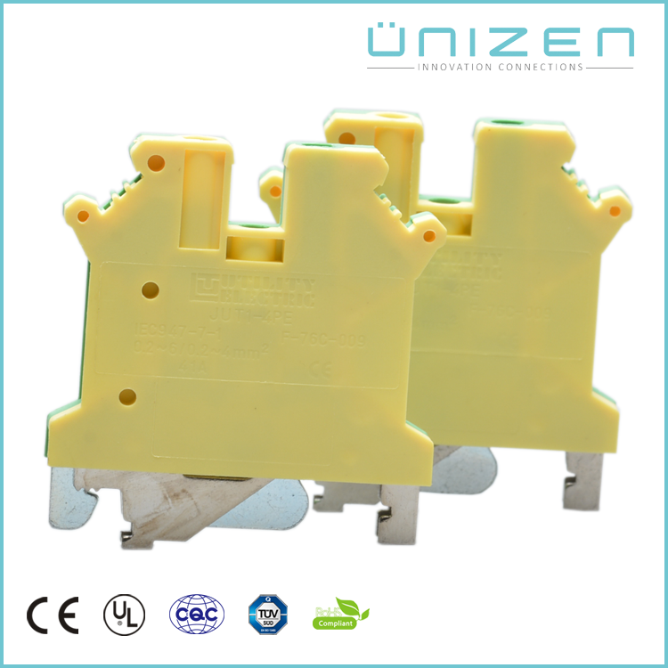 UNIZEN High Profit Margin Products Female And Male Pluggable Terminal Block