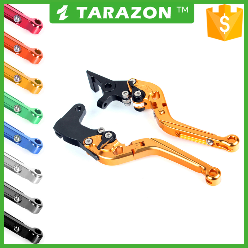 Motorcycle adjustable brake and clutch levers for suzuki gsxr750