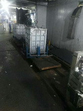 Freezer Cabinet Railway Foaming Production Line