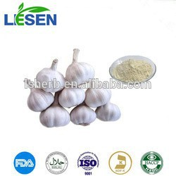 100% Natural Garlic Extract Allicin 3%-5% & Cycloalliin 1%-5%