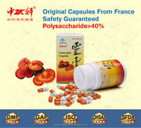 Zhongke Brand Private Label China Supplier Health Food Gano-Poly liver care tonic Capsule