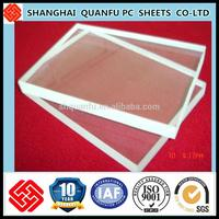 ISO9001 quality insurance polycarbonate sheet pc used commercial greenhouses