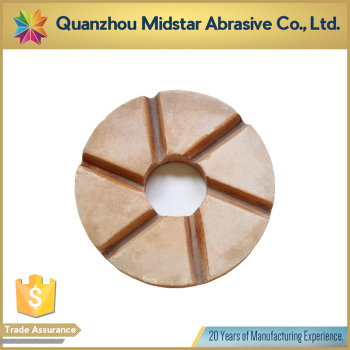 5-extra polishing disc marble abrasive wheel