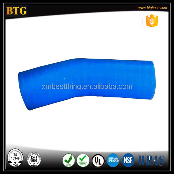 Top Quality Custom Aramid Fabric Reinforced Silicone Hose